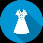 Logotipo del curso de imagen empresarial para mujeres
